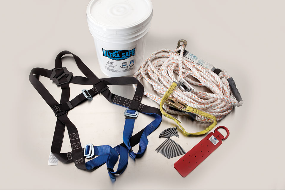 roof anchor kits