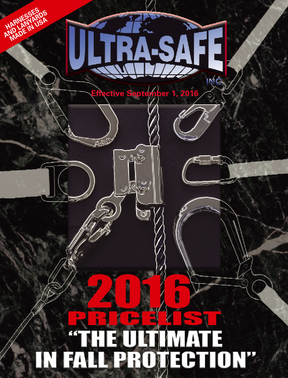Safety And Fall Protection Equipment By Ultra Safe