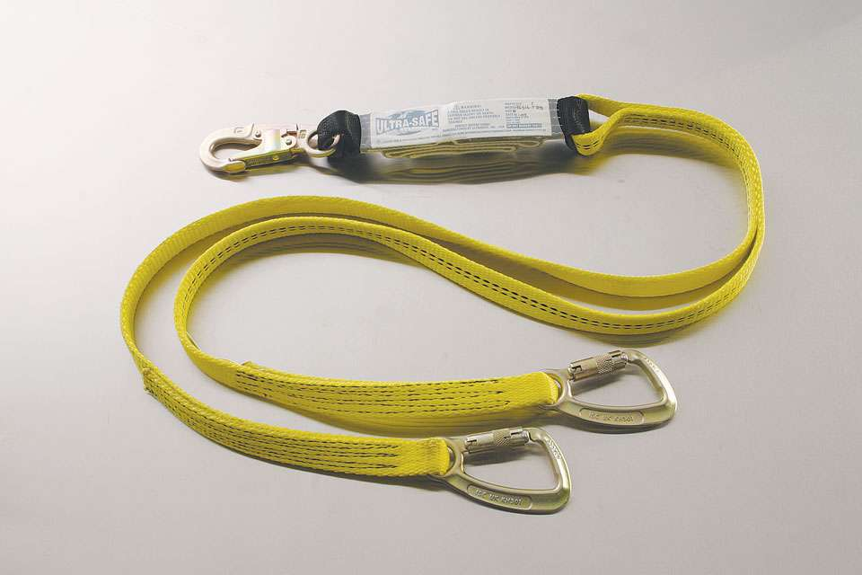 Special Shock Absorbing Lanyard – Arizona Wire Rope